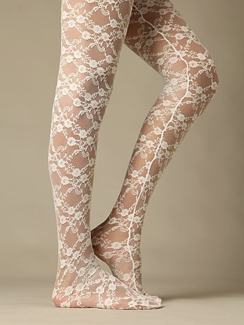 Secret Garden Tights