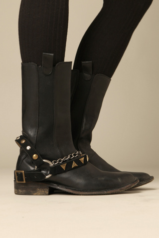 Free People Clothing Boutique > Outlaw Boot Straps :  boot boot straps footwear free people