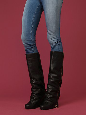 Josey Zipper Boot