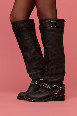 Free People Clothing Boutique > Shifter Over The Knee Boot :  boot footwear free people boots