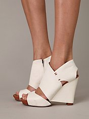 Madison Covered Heel at Free People Clothing Boutique :  platform designer sexy heels