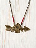 Eagle Arrow Necklace