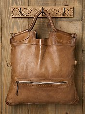 We The Free Blur Leather Palude Bag at Free People Clothing Boutique :  leather bag bag accessories blur