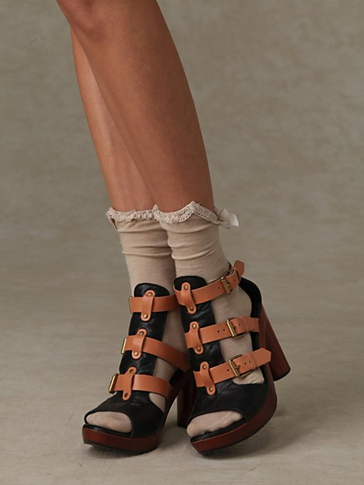 Studio Mihara Wood Heel