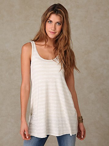We the Free Sleeveless Scoop Tunic