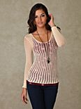 Crochet Layering Top