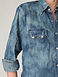 Levi's Sawtooth Denim Top