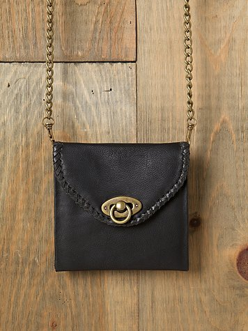 Whipstitch Croft Crossbody Bag