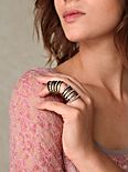 Banded Knuckle Ring