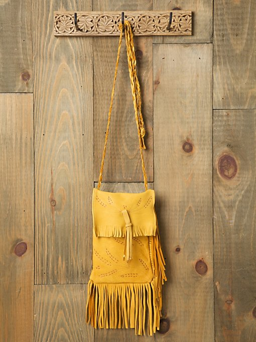 Etched Sunrise Crossbody