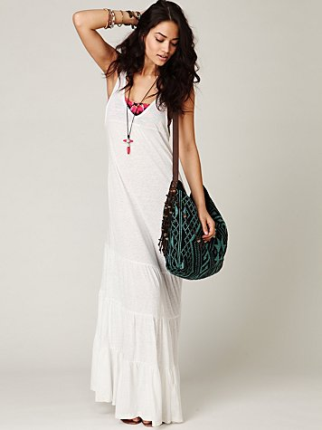 Move West Maxi Dress at Free People Clothing Boutique from freepeople.com