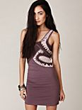 Wrapped Bodycon Dress