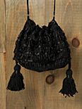 FP-1 Treasure Fringe Cinch Bag