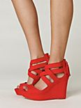 Jade Covered Wedge