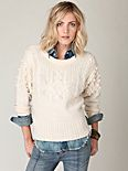 Ever Pom Pom Pullover Sweater