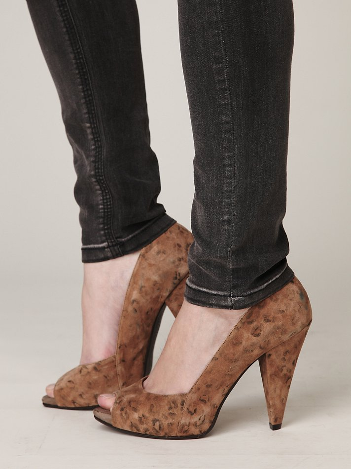 Free People - Marilyn Peep Toe Heel