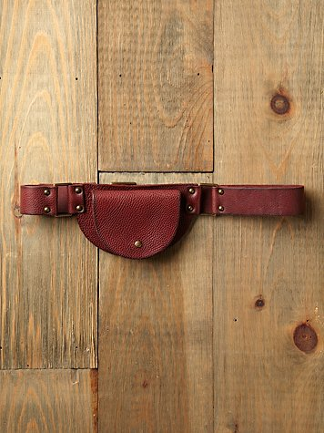 Cara Pocket Hip Belt