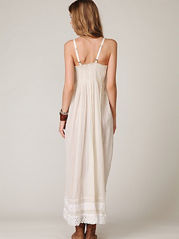 FP ONE Sunburst Maxi Dress