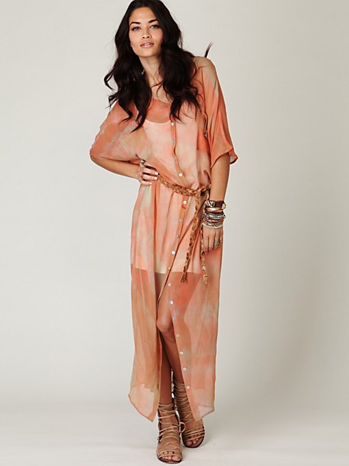 Go Together Well Maxi Dress
