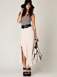FP ONE Side Slit Maxi Skirt