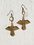 Native Bird Earring