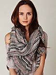 Sandy Stripe Scarf