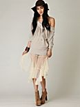FP ONE Maxi Godet Sheer Slip