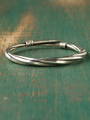 Tribal Wrap Bangle