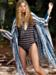 Beach Comber Cardigan at Free People Clothing Boutique :  cardigans sweaters maxi apparel