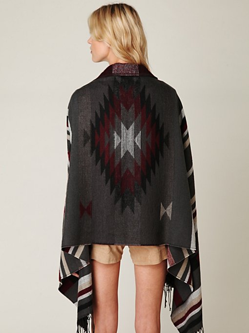 Arizona Blanket Wrap