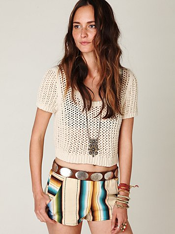 Stone Cold Fox Margarita Shorts at Free People Clothing Boutique from freepeople.com