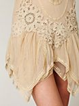 Lace Dropwaist Dress