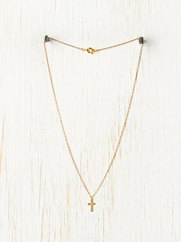 Cross Chain Pendant