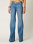 Grace Highrise Wideleg Jean