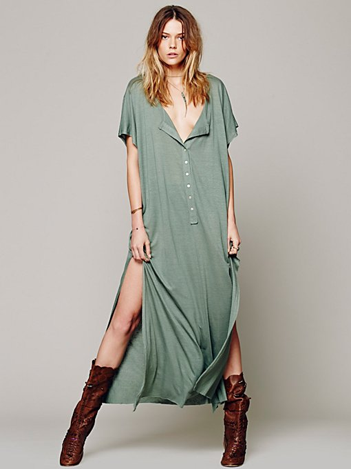 FP Beach Marrakesh Dress in maxi-dresses