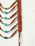 Turquoise Warrior Necklace