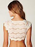 Linear Lace Cami