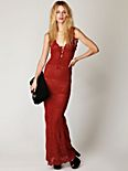 Gialos Knitted Maxi Dress