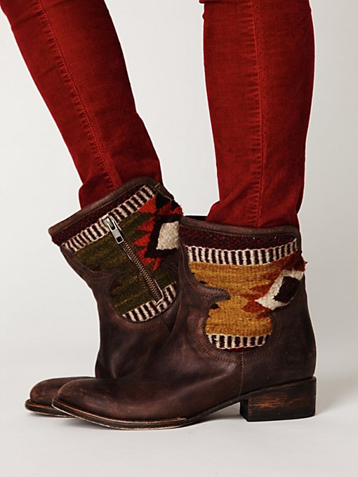 Caballero Ankle Boot in catalog-dec-11-catalog-dec-11-catalog-items