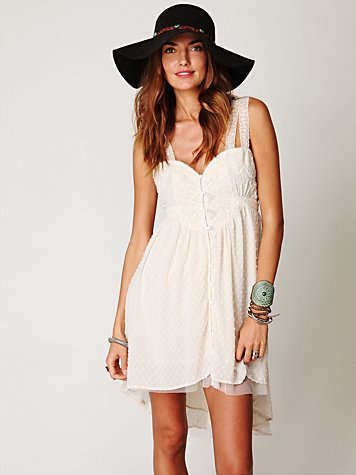 FP New Romantics Confetti Lace Dress