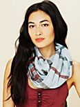 Carrie Stripe Scarf