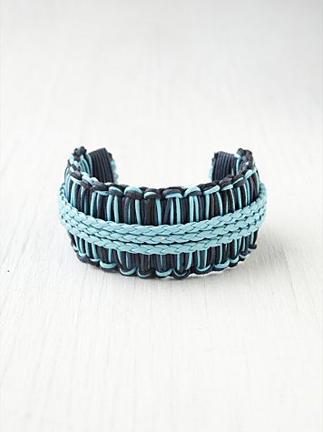 Barrow Braided Cuff