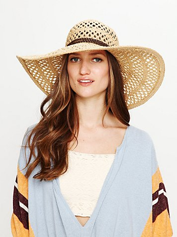 Free People Storm Sun Hat