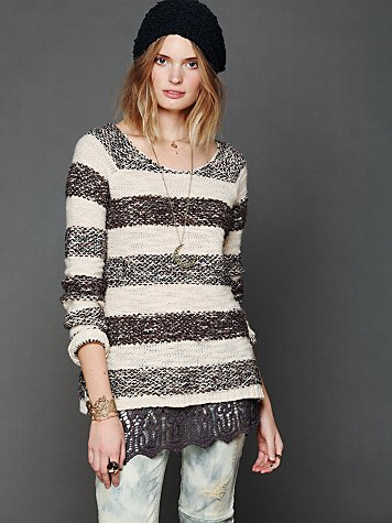 Intimately Free People FP ONE Lacy Layering Slip