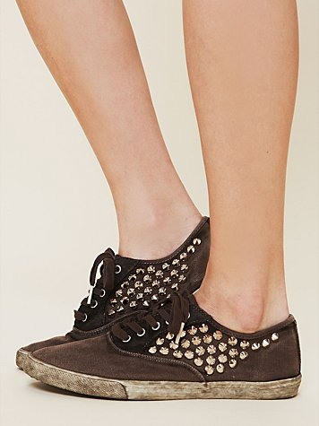 Bed Stu Studded Muddy Waters Sneaker