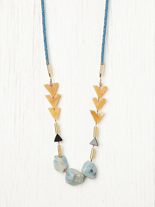Blue Ridge Necklace