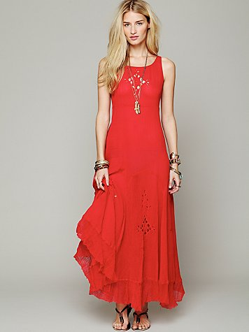 Free People FP ONE Catalina Maxi Dress