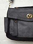 Kate Distressed Satchel