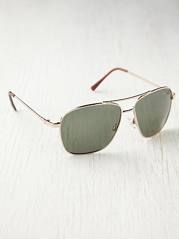 Free People Lou Aviators