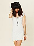 Daisy Godet Slip Dress